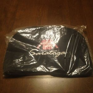 Other - New Saratoga horse racing duffle